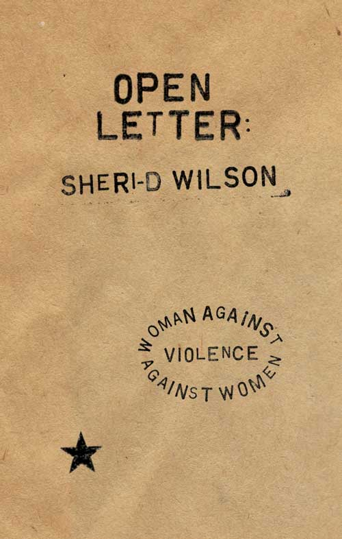 Open Letter: Woman Against Violence Against Women