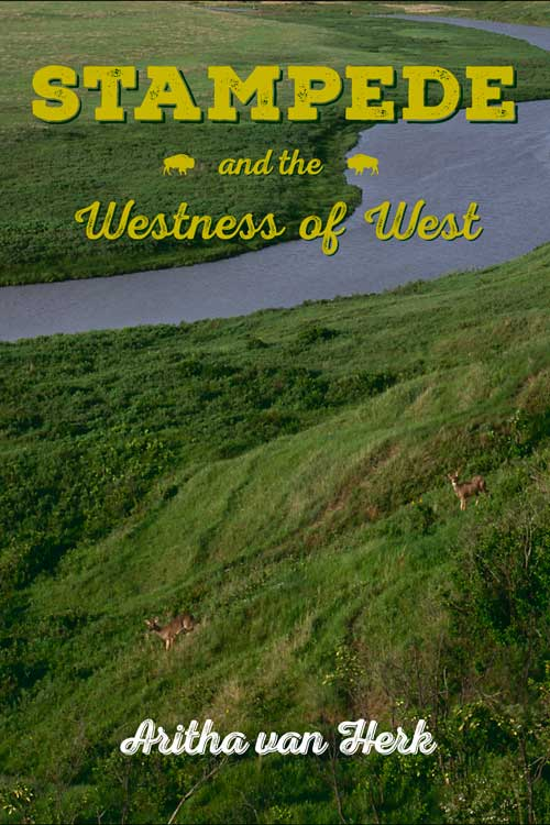 Stampede and the Westness of West front cover